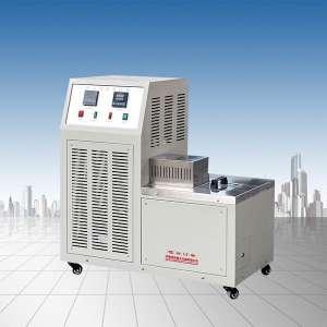 烟台DWC-80/-80℃冲击试样低温槽